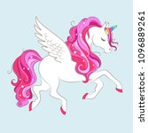 White Girl Unicorn With Pink...