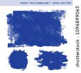 high quality vector paint... | Shutterstock .eps vector #1096899065