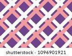 criss cross background in... | Shutterstock .eps vector #1096901921