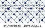 geo pattern  japanese kimono... | Shutterstock .eps vector #1096906631