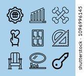 other outline set of vector...   Shutterstock .eps vector #1096996145