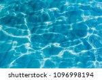 background shot of aqua sea... | Shutterstock . vector #1096998194