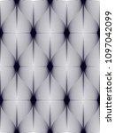 geometric seamless pattern ... | Shutterstock .eps vector #1097042099
