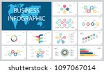colorful logistics or research... | Shutterstock .eps vector #1097067014