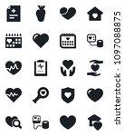 set of vector isolated black...   Shutterstock .eps vector #1097088875