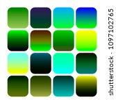 mobile app icon templates set....   Shutterstock .eps vector #1097102765
