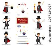 Collectoin Of Magicians...