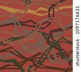angular interlacing threads   Shutterstock .eps vector #1097176631