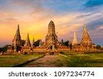 Ayutthaya  Thailand  Many...