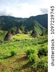 Small photo of Wae Rebo Village in Labuan Bajo Flores Indonesia