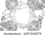 abstract mosaic decorative... | Shutterstock .eps vector #1097243579