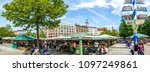 munich  germany   may 22  view... | Shutterstock . vector #1097249861