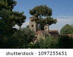 village museum at barcelona | Shutterstock . vector #1097255651
