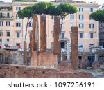 rome  italy july 19  2016 ... | Shutterstock . vector #1097256191