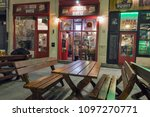 kosice  slovakia   october 2 ... | Shutterstock . vector #1097270771