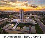brasilia  df  brazil. november  ... | Shutterstock . vector #1097273441