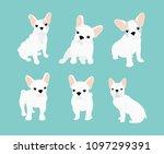 vector illustrations set of... | Shutterstock .eps vector #1097299391