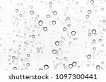 rain drops on window glasses... | Shutterstock . vector #1097300441