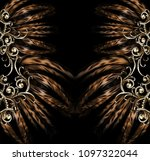 Baroque Leopard Skin - Fine Art prints
