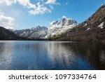 sierra nevada mountains | Shutterstock . vector #1097334764
