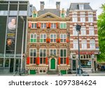 amsterdam may 18 2018   the...   Shutterstock . vector #1097384624