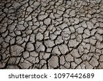 climate warming dry chapped... | Shutterstock . vector #1097442689