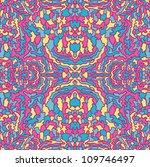 hand drawn seamless pattern ... | Shutterstock .eps vector #109746497