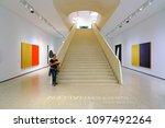 frankfurt am main  germany  9... | Shutterstock . vector #1097492264