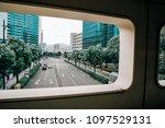 kobe  japan   august 21  2017 ... | Shutterstock . vector #1097529131