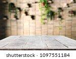 selected focus empty brown... | Shutterstock . vector #1097551184