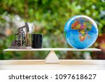 petroleum industry  a saudi... | Shutterstock . vector #1097618627