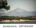 sea and stony seashore... | Shutterstock . vector #1097646185
