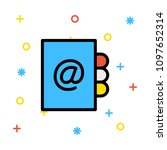address mail contacts