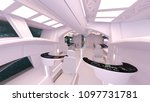 3d cg rendering of the control... | Shutterstock . vector #1097731781