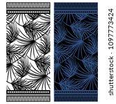 beach towel vector design with...   Shutterstock .eps vector #1097773424