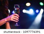 holidays  nightlife  drinks ... | Shutterstock . vector #1097776391
