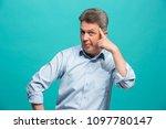 argue  arguing concept.... | Shutterstock . vector #1097780147