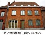 beautiful buildings in the... | Shutterstock . vector #1097787509