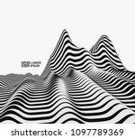 landscape background. terrain....   Shutterstock .eps vector #1097789369
