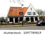 bruges  belgium 18 february... | Shutterstock . vector #1097789819