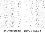 light silver  gray vector... | Shutterstock .eps vector #1097846615