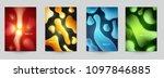 modern trendy background cover... | Shutterstock .eps vector #1097846885