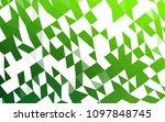 light green vector abstract... | Shutterstock .eps vector #1097848745
