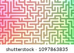 abstract background with... | Shutterstock .eps vector #1097863835
