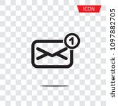 email icon vector   message...