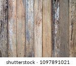 vintage wood background and... | Shutterstock . vector #1097891021