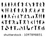 set people icon  action... | Shutterstock .eps vector #1097898851