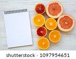 citrus fruits  orange ... | Shutterstock . vector #1097954651