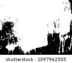 grunge texture. distress... | Shutterstock .eps vector #1097962505