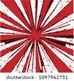 abstract geometrical burst... | Shutterstock .eps vector #1097962751